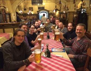 Münchner Bier-Kultur!